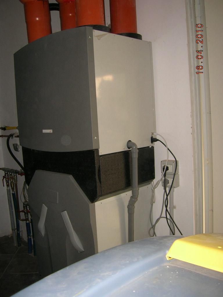 Casa ad alta efficienza energetica a scarmagno to esageo for Riscaldatore di acqua calda del cpvc